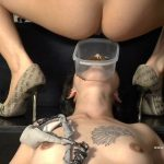 [MISTERSSGAIA / CLIPS4SALE] UNDER THRONE WITH BOX. Featuring: Mistress Gaia [HD][720p][MOV]