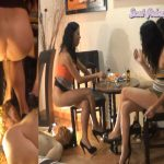 [DOM-PRINCESS / SCAT-PRINCESS] Toilet Slave at the Table 3 Diana [FULL HD][1080p][MP4]