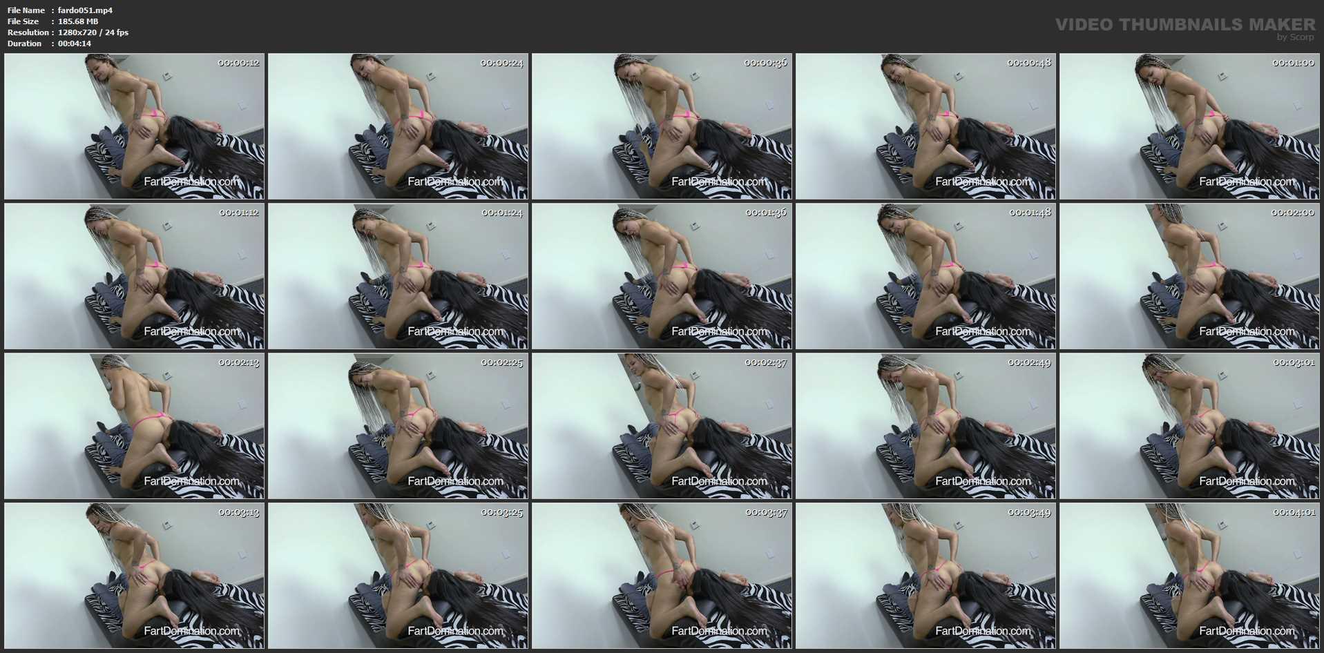 [FARTDOM] Ashley Luvbug 34 [HD][720p][MP4]