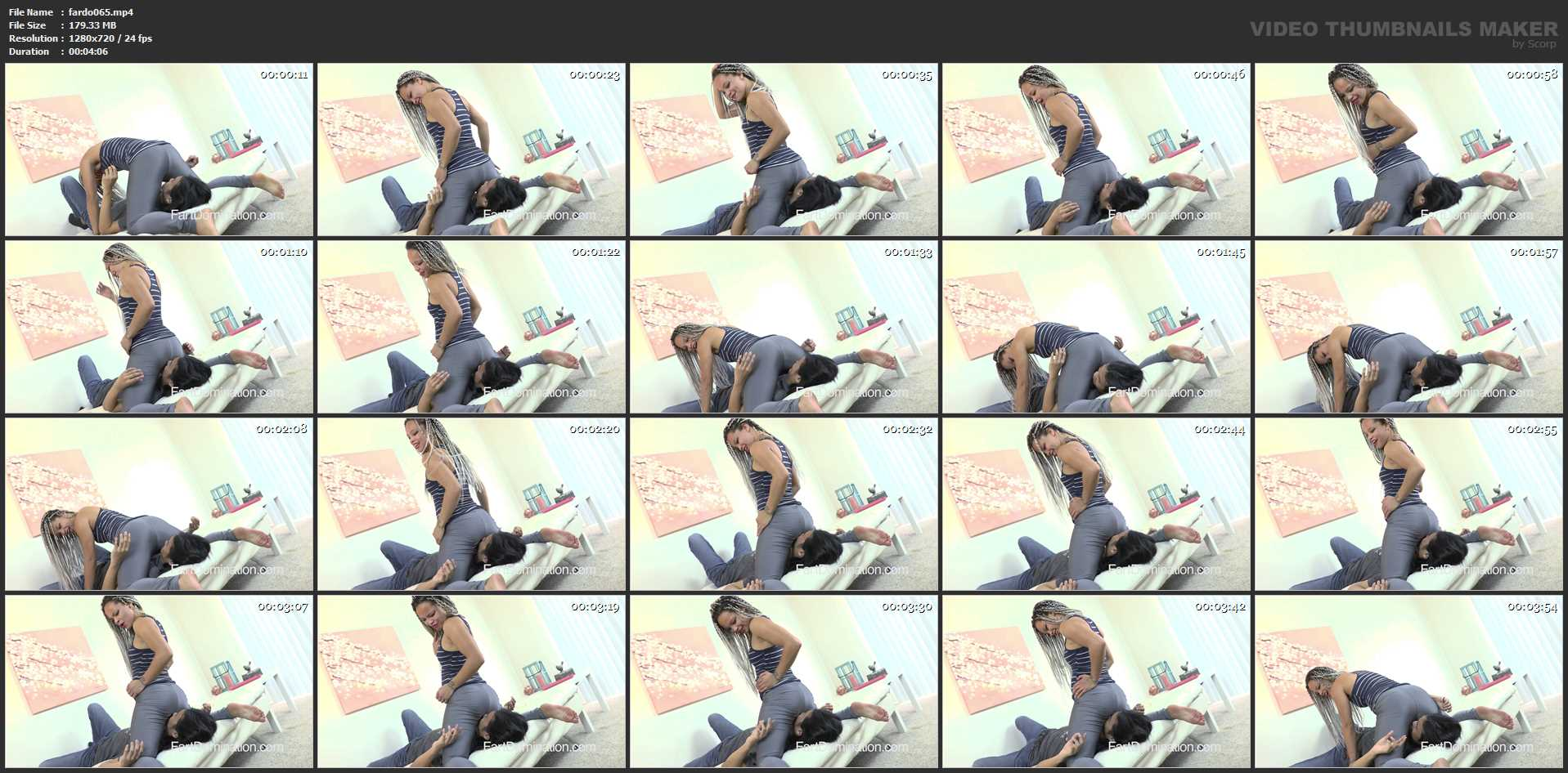 [FARTDOM] Ashley Luvbug 31 [HD][720p][MP4]