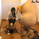 [DOM-PRINCESS / SCAT-PRINCESS] The Raw Tapes, Breaking a Man into a Human Toilet 4 Samantha [FULL HD][1080p][MP4]