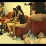 [DOM-PRINCESS / SCAT-PRINCESS] Human Toilet on the Side Part 1 Britany [SD][480p][MP4]