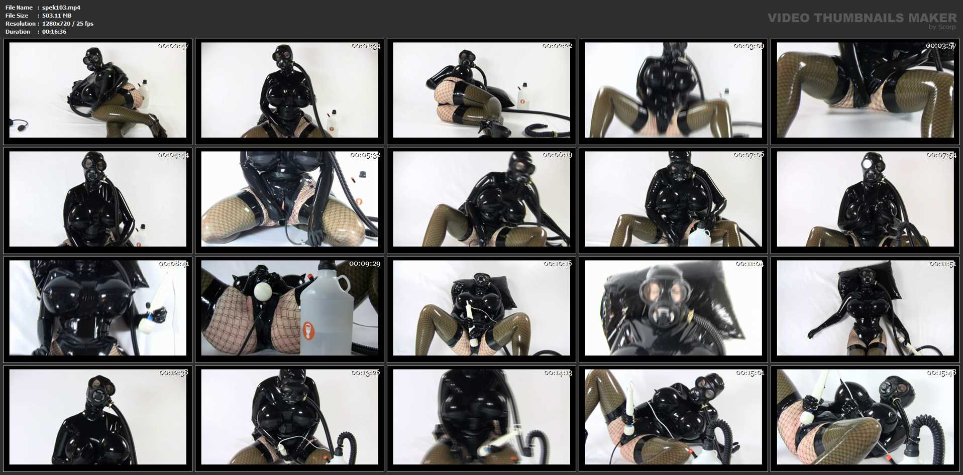 [SPEKULA] Rubber total gasmask [HD][720p][MP4]