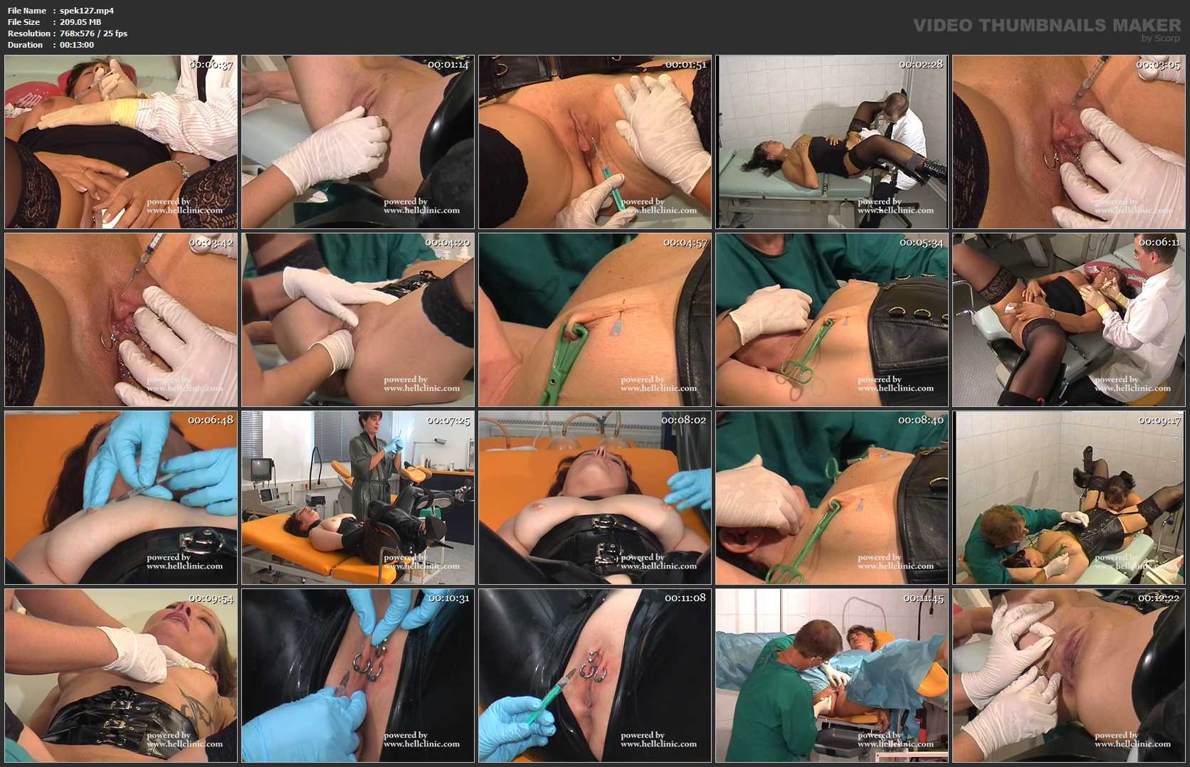 [SPEKULA] Needles and injections [SD][576p][MP4]