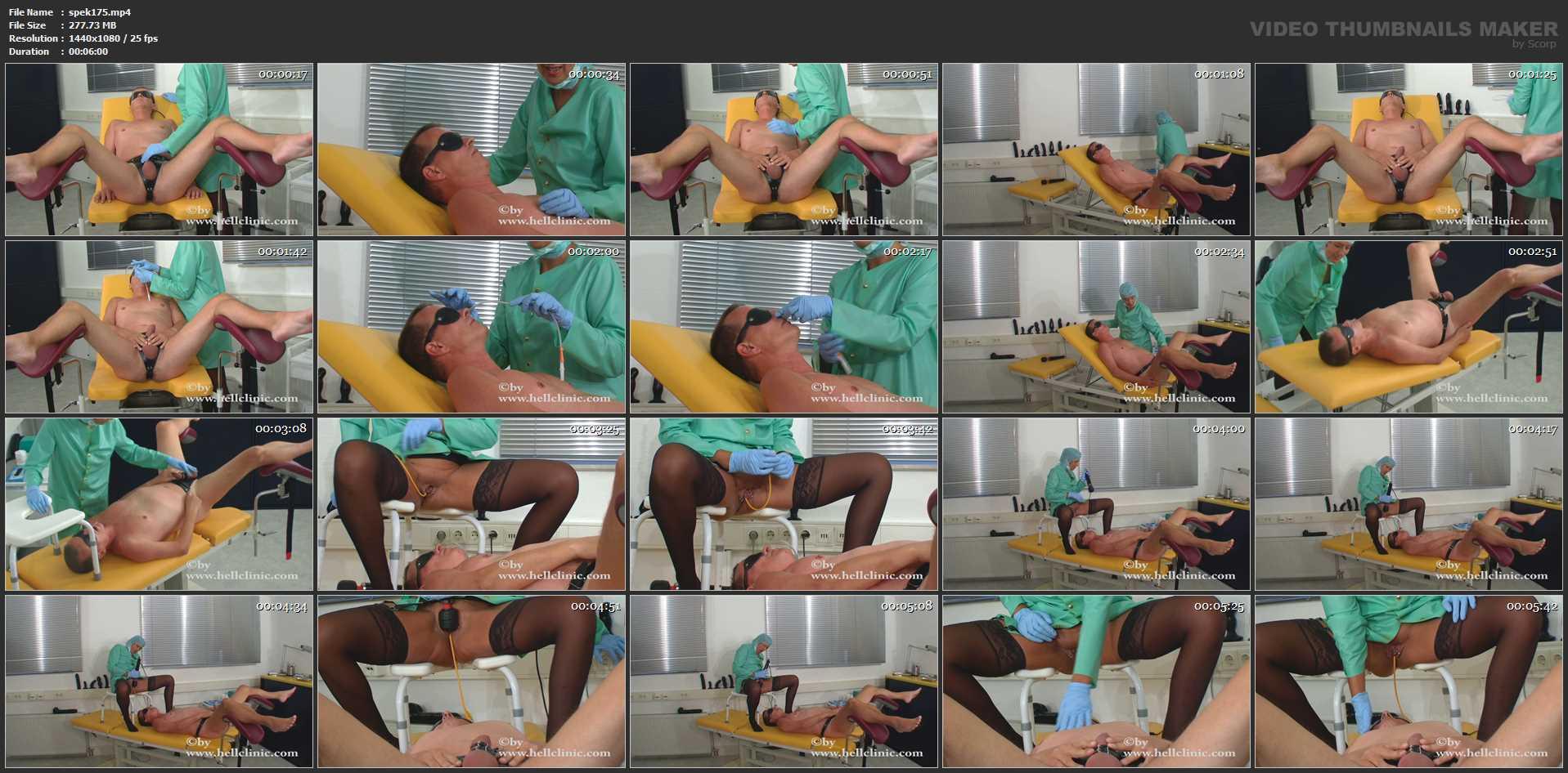 [SPEKULA] Special slave pee treatment [FULL HD][1080p][MP4]