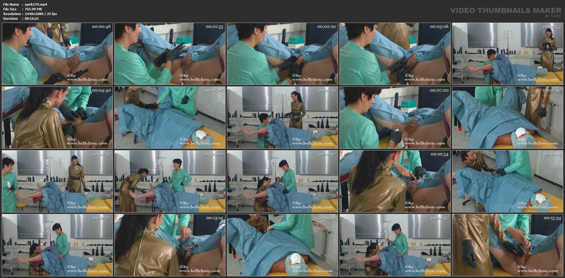 [SPEKULA] Scrotum infusion slave [FULL HD][1080p][MP4]