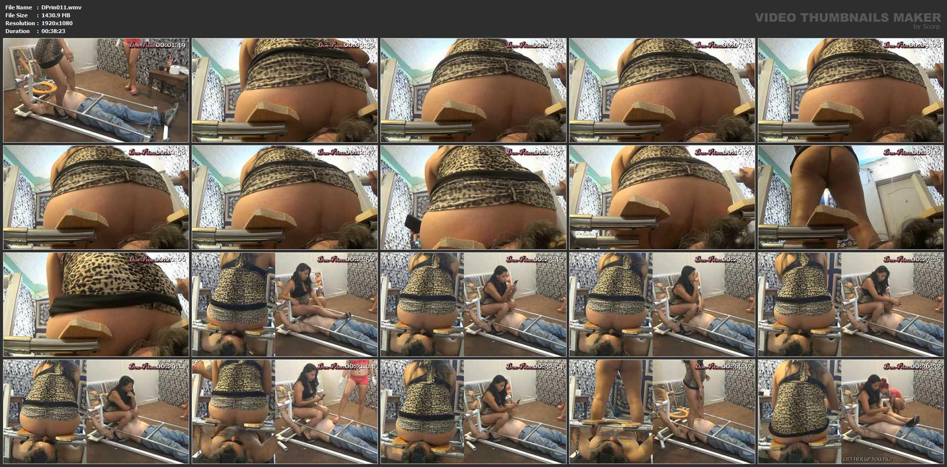 [DOM-PRINCESS] The Girl Lifter II Part 1 Diana [FULL HD][1080p][WMV]