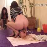 [DOM-PRINCESS] How many Girls can a Toilet Slave take Part 06 Tifany [SD][432p][WMV]