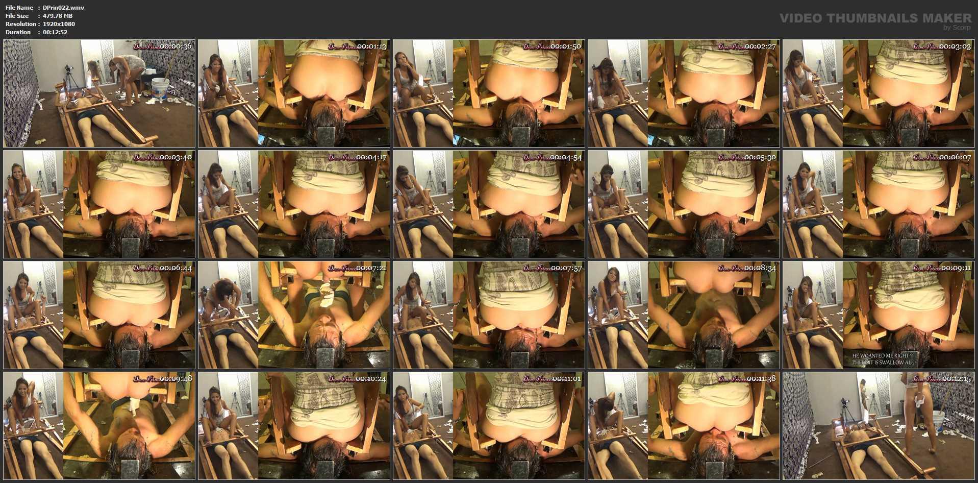 [DOM-PRINCESS] The Girl Lifter Part 5 Karina [FULL HD][1080p][WMV]