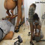 [DOM-PRINCESS] Toilet Slave Enforcement Kit Part 2 Andrea [FULL HD][1080p][WMV]