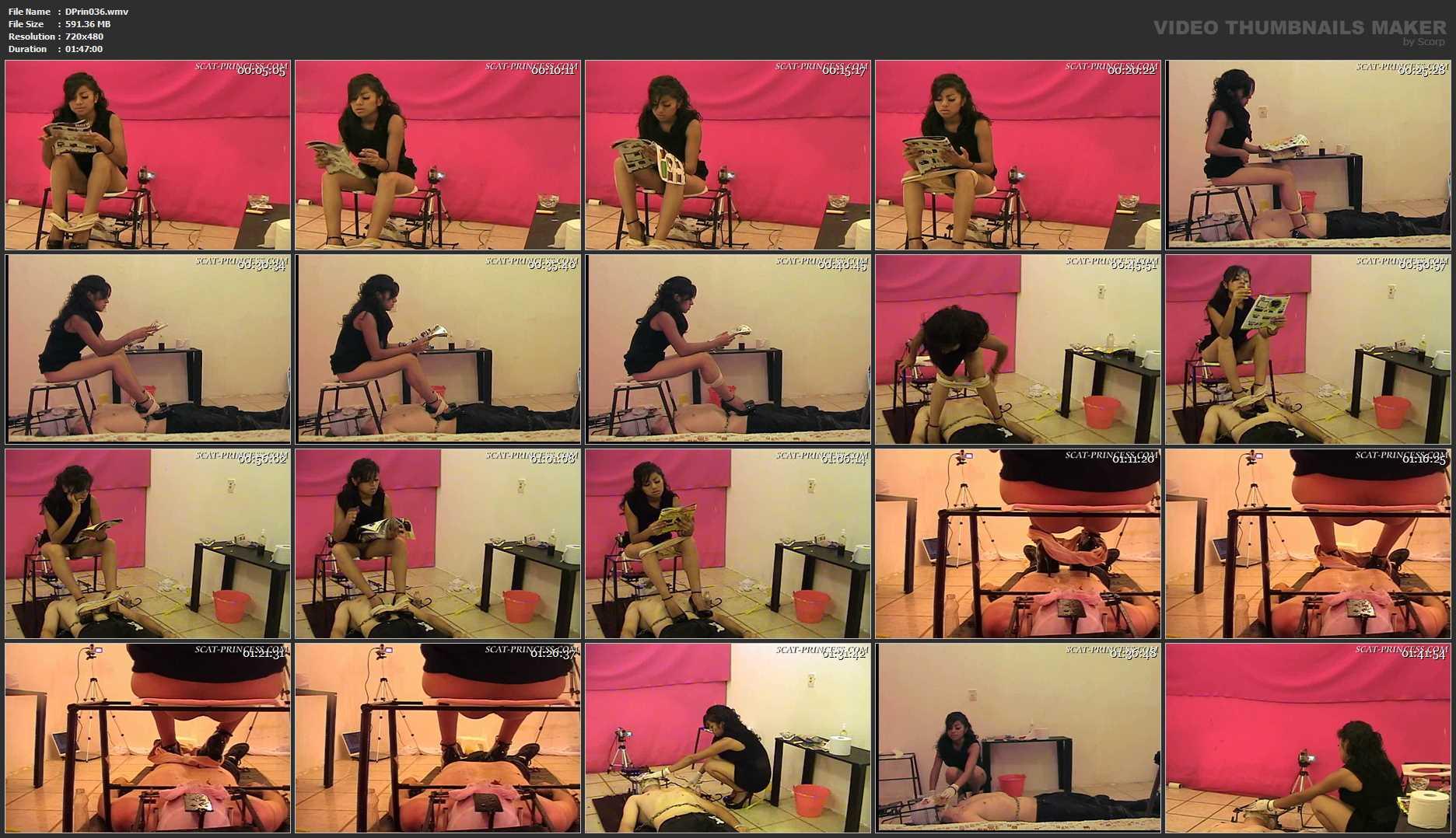 [DOM-PRINCESS] Tania Chair [SD][480p][WMV]