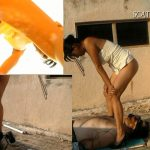 [DOM-PRINCESS] To much Shit on the Roof Part 6 Nataly [HD][720p][WMV]