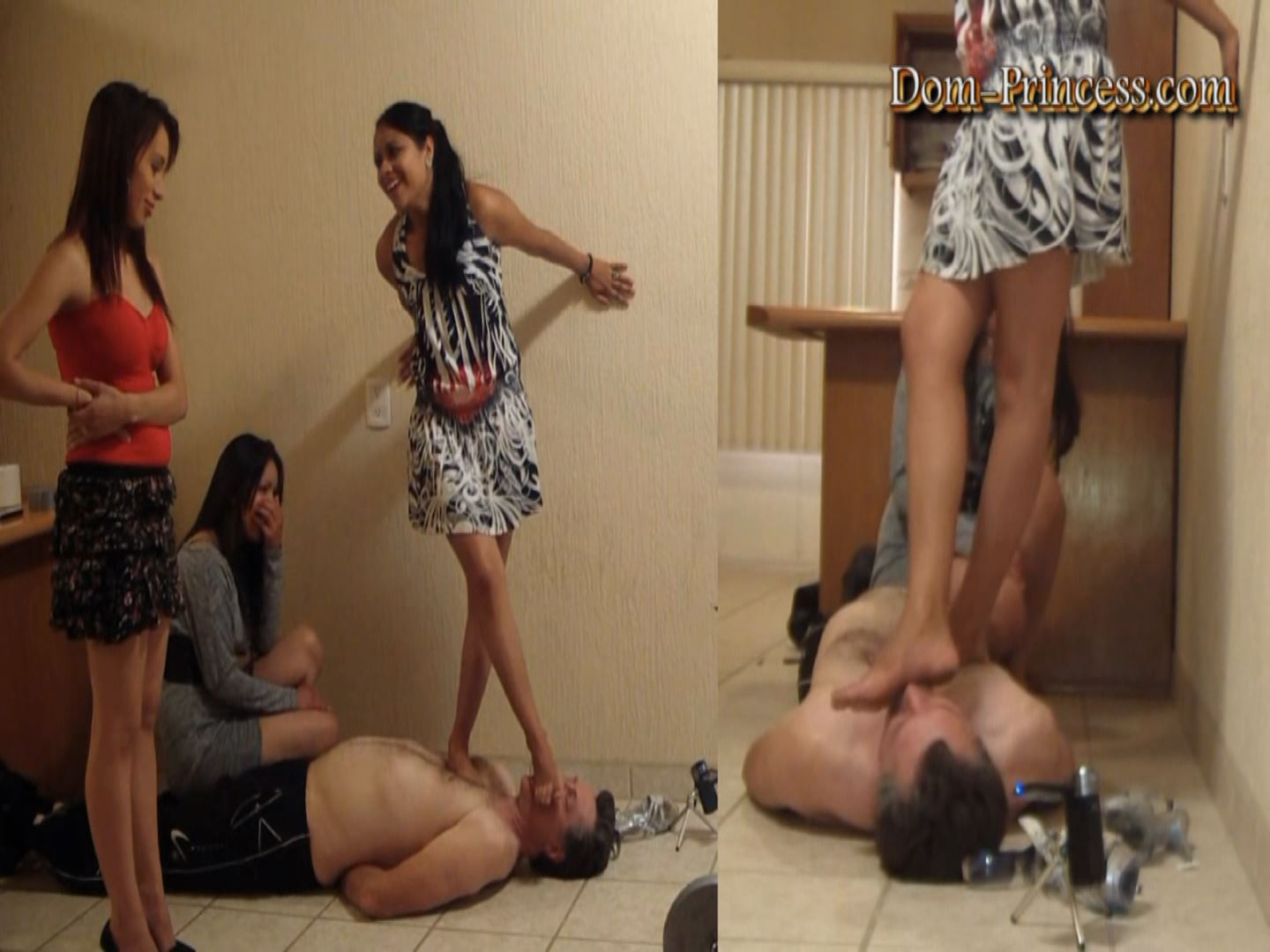 [SCAT-PRINCESS] Girls Weight Lift Platform Part 1 [FULL HD][1080p][WMV]