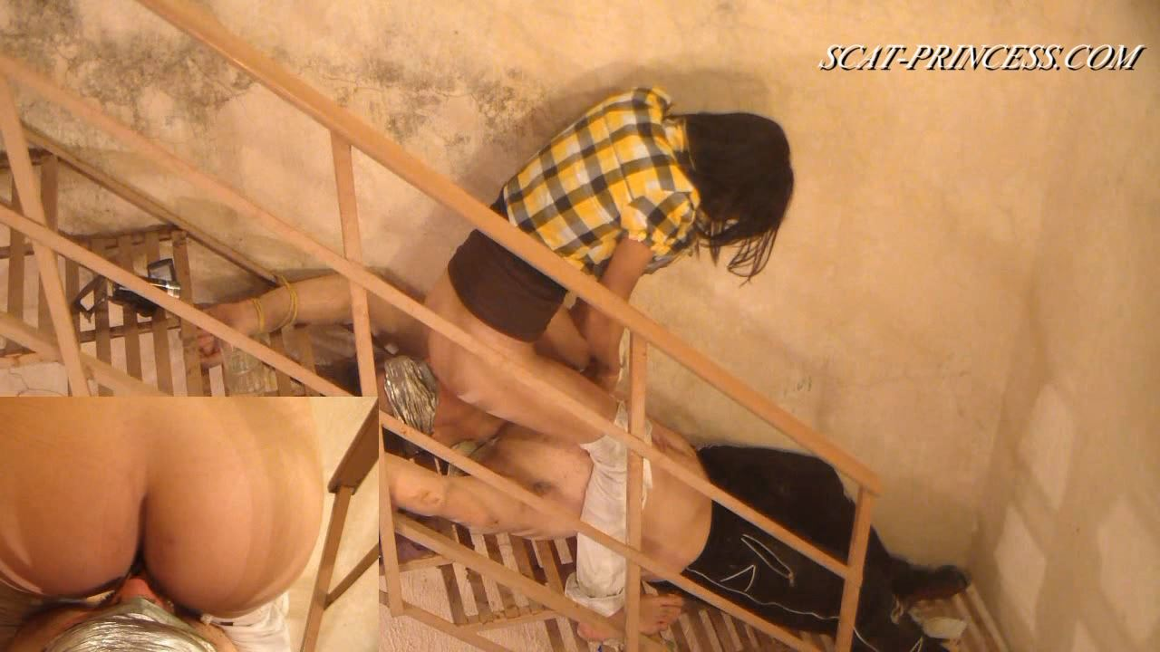 [SCAT-PRINCESS] Chrystal invites Toilet Slave Part 5 Valery [HD][720p][WMV]