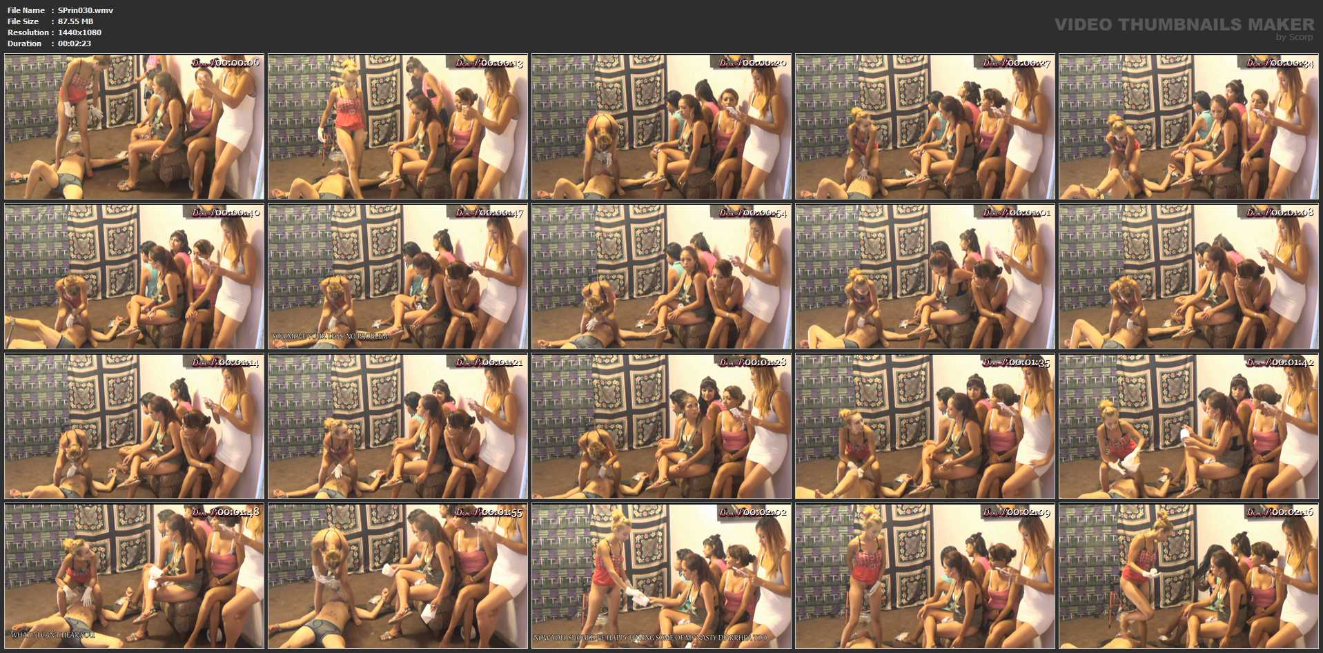 [SCAT-PRINCESS] Face's Toilet Attachment Kit turns Dramatic during Filming II Part 6 Inka [FULL HD][1080p][WMV]