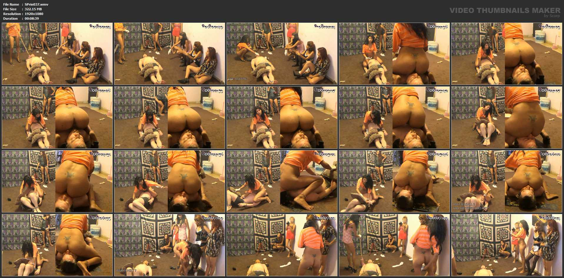[SCAT-PRINCESS] Horse Back Riding Princess Style II Part 4 Andrea [FULL HD][1080p][WMV]
