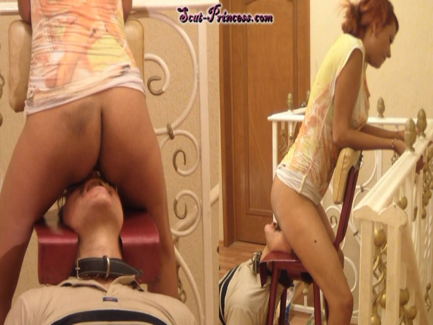 [SCAT-PRINCESS] Office World upside down, Boss becomes Slave Part 1 Britany [FULL HD][1080p][WMV]