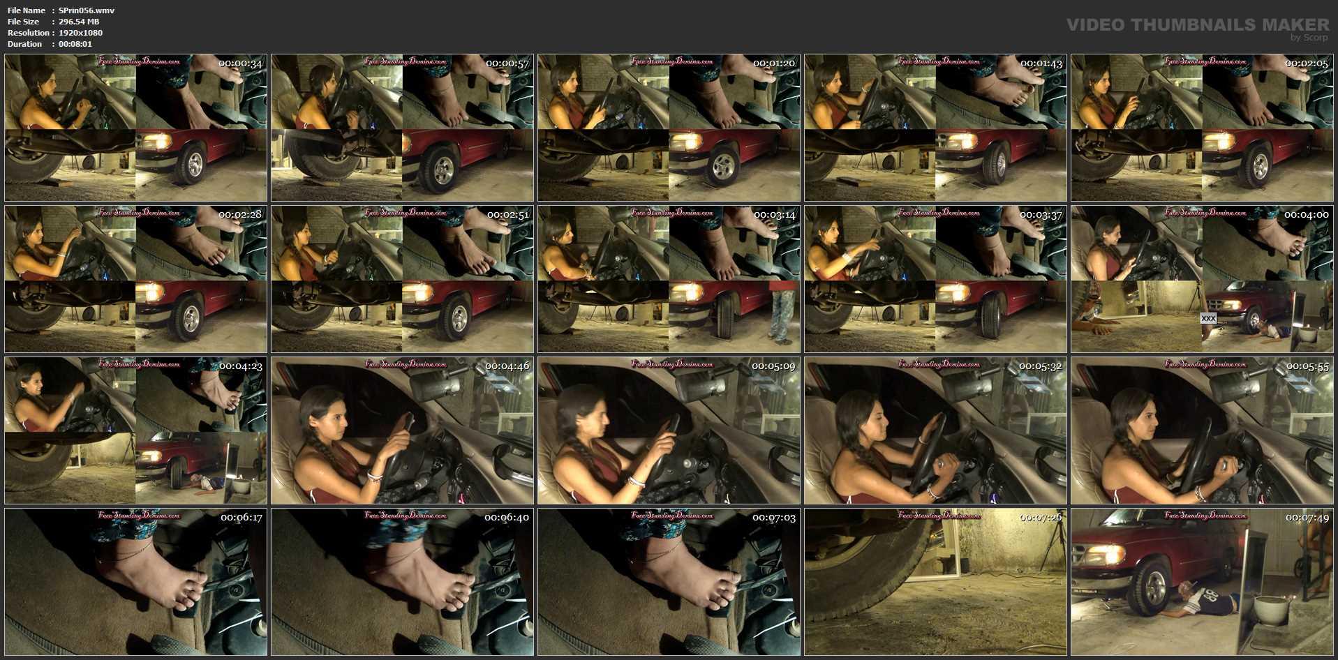 [SCAT-PRINCESS] Sheila Wheeling on His Hand [FULL HD][1080p][WMV]
