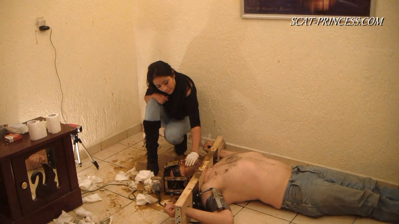 [SCAT-PRINCESS] Now be a good Toilet Slave Part 8 SC M ST [HD][720p][WMV]