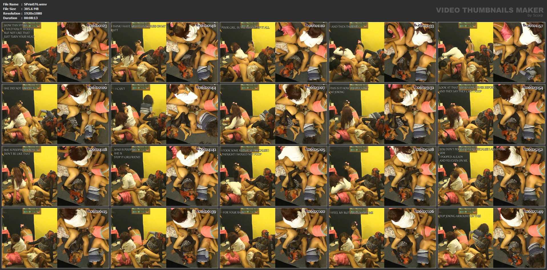 [SCAT-PRINCESS] Birdview III Part 4 Carmen [FULL HD][1080p][WMV]