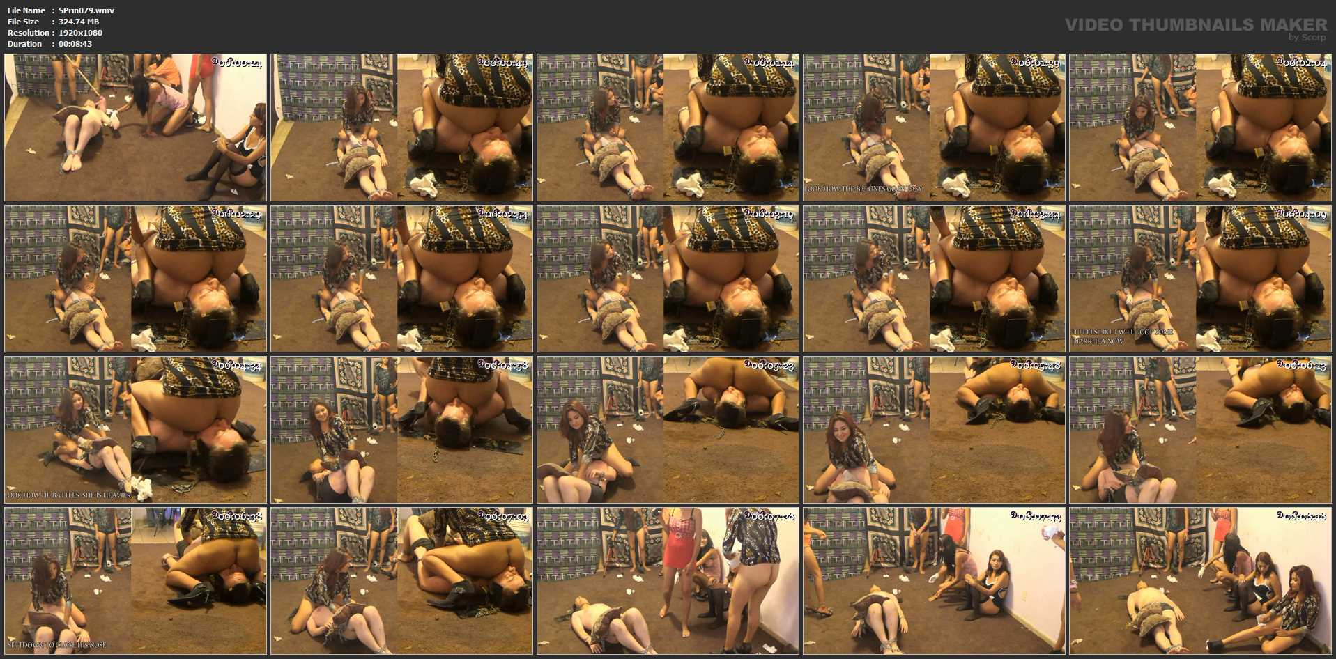 [SCAT-PRINCESS] Horse Back Riding Princess Style II Part 3 Perla [FULL HD][1080p][WMV]