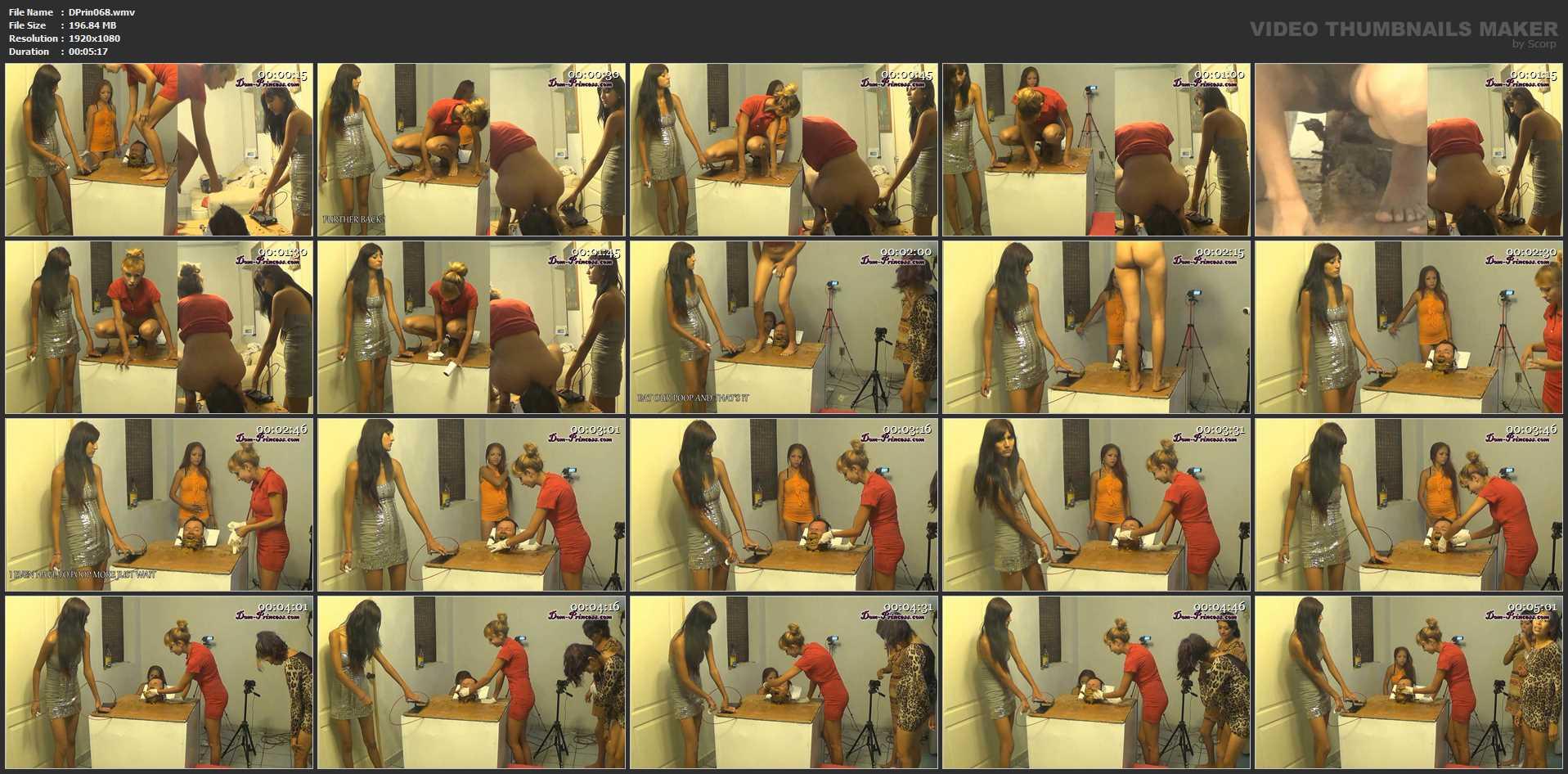 [DOM-PRINCESS] The Washing Machine Part 4 Inka [FULL HD][1080p][WMV]