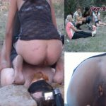 [DOM-PRINCESS] Functional Toilet in the Woods Part 8 Andrea [SD][480p][WMV]