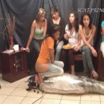 [DOM-PRINCESS] The Feeding and Filling of a Toilet Slave Part 2 SD Britany [SD][432p][WMV]