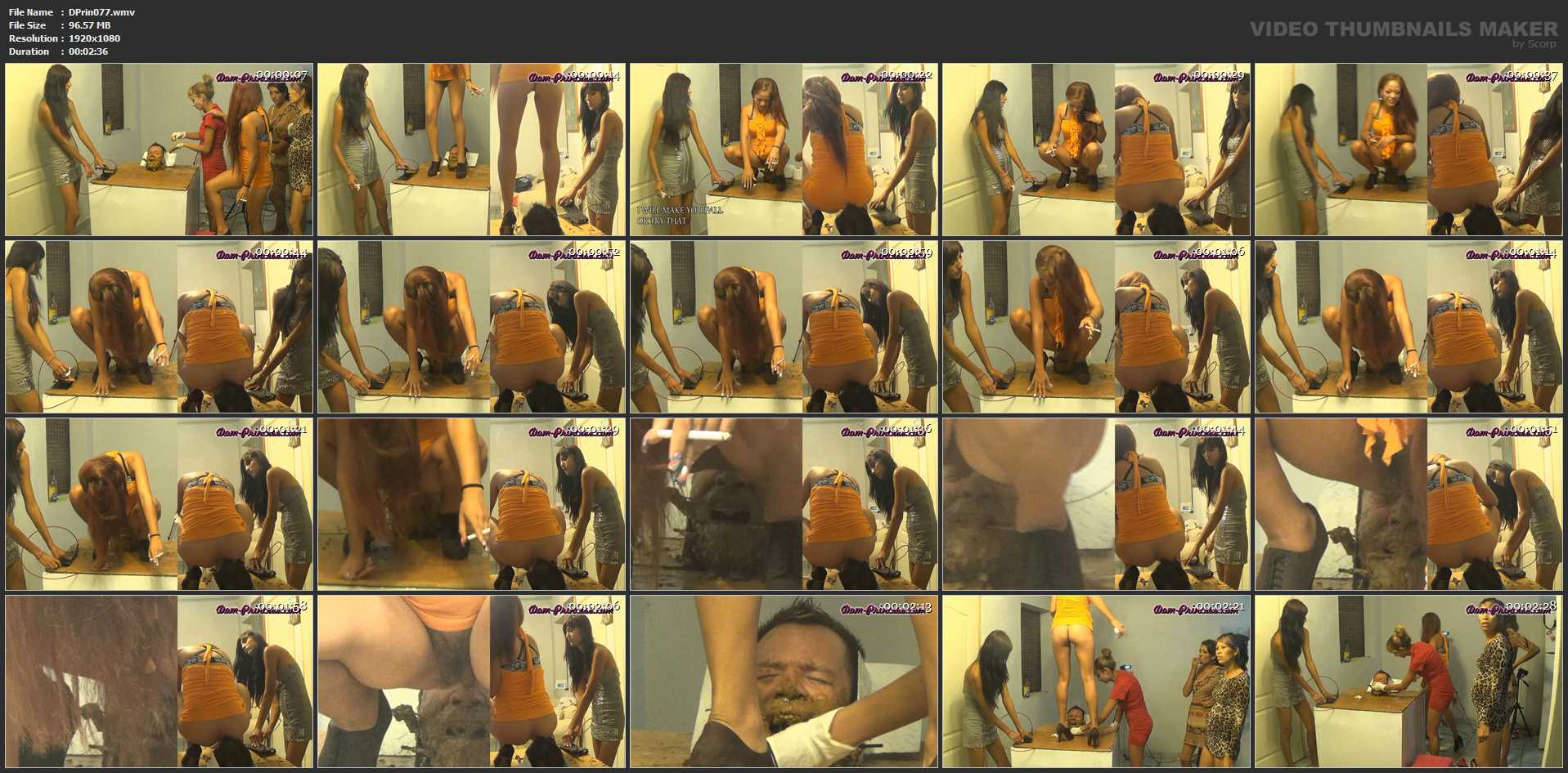 [DOM-PRINCESS] The Washing Machine Part 5 Karina [FULL HD][1080p][WMV]