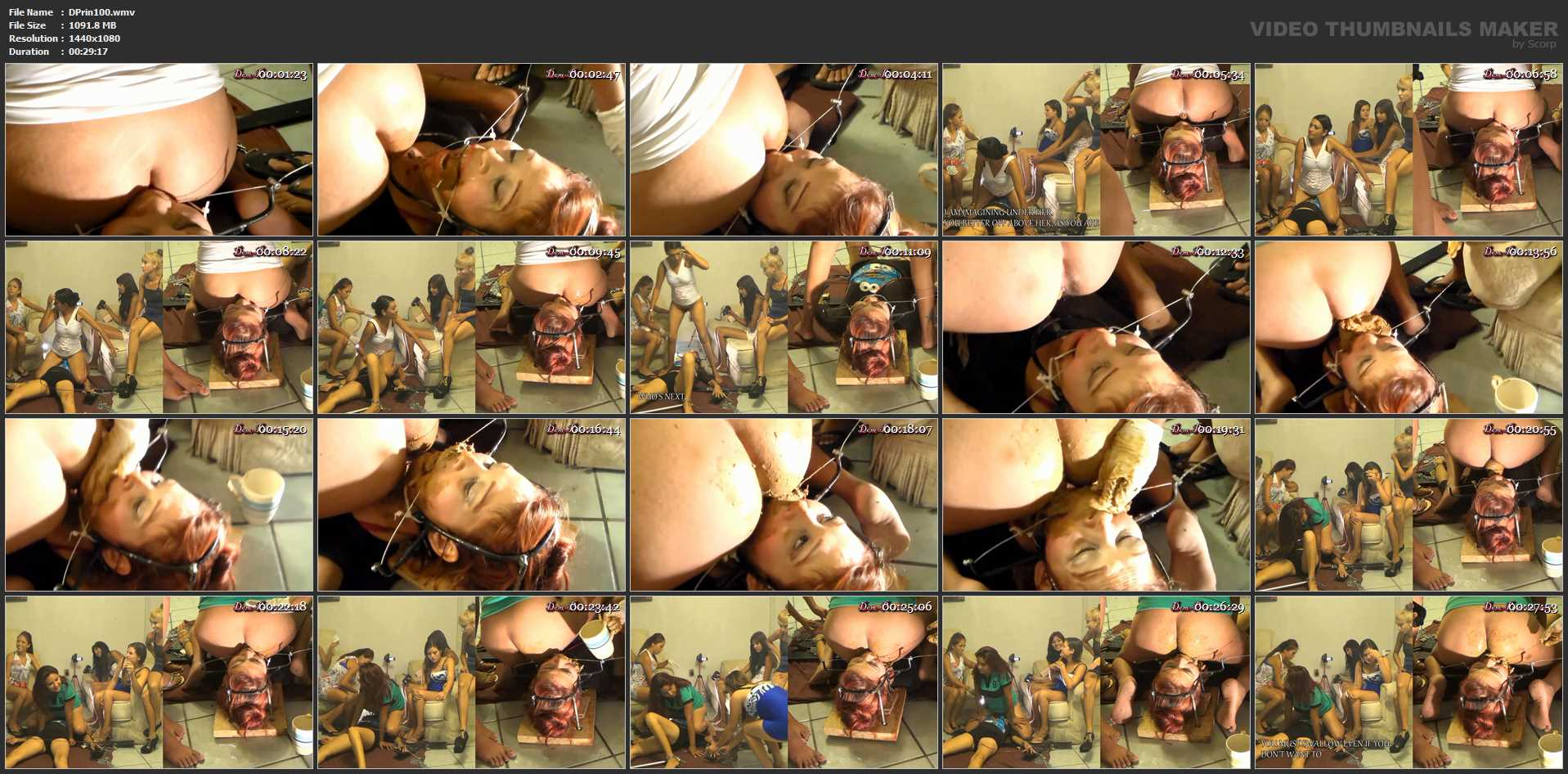 [DOM-PRINCESS] First Time Ever Girl as Slave [FULL HD][1080p][WMV]
