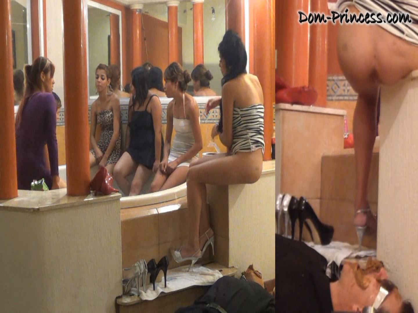 [DOM-PRINCESS] The Jacuzzi Toilet Man Part 4 Samantha [FULL HD][1080p][WMV]