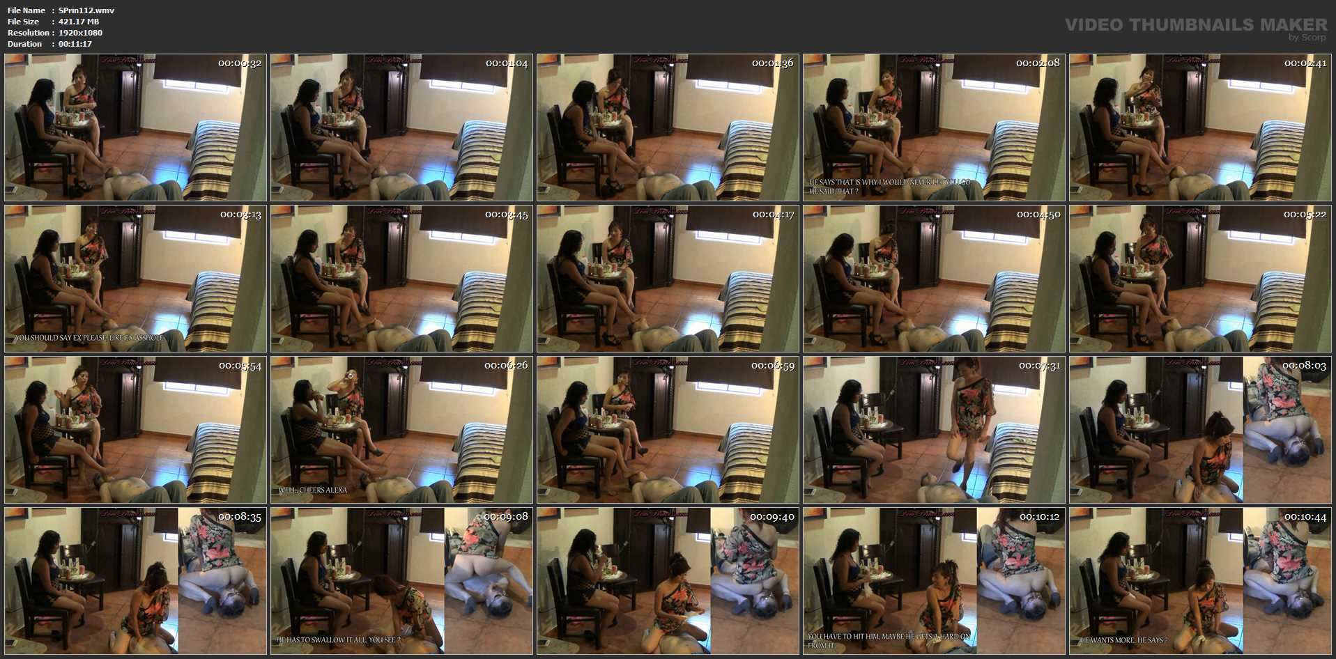 [SCAT-PRINCESS] Jessy brings her best Friend Part 1 [FULL HD][1080p][WMV]