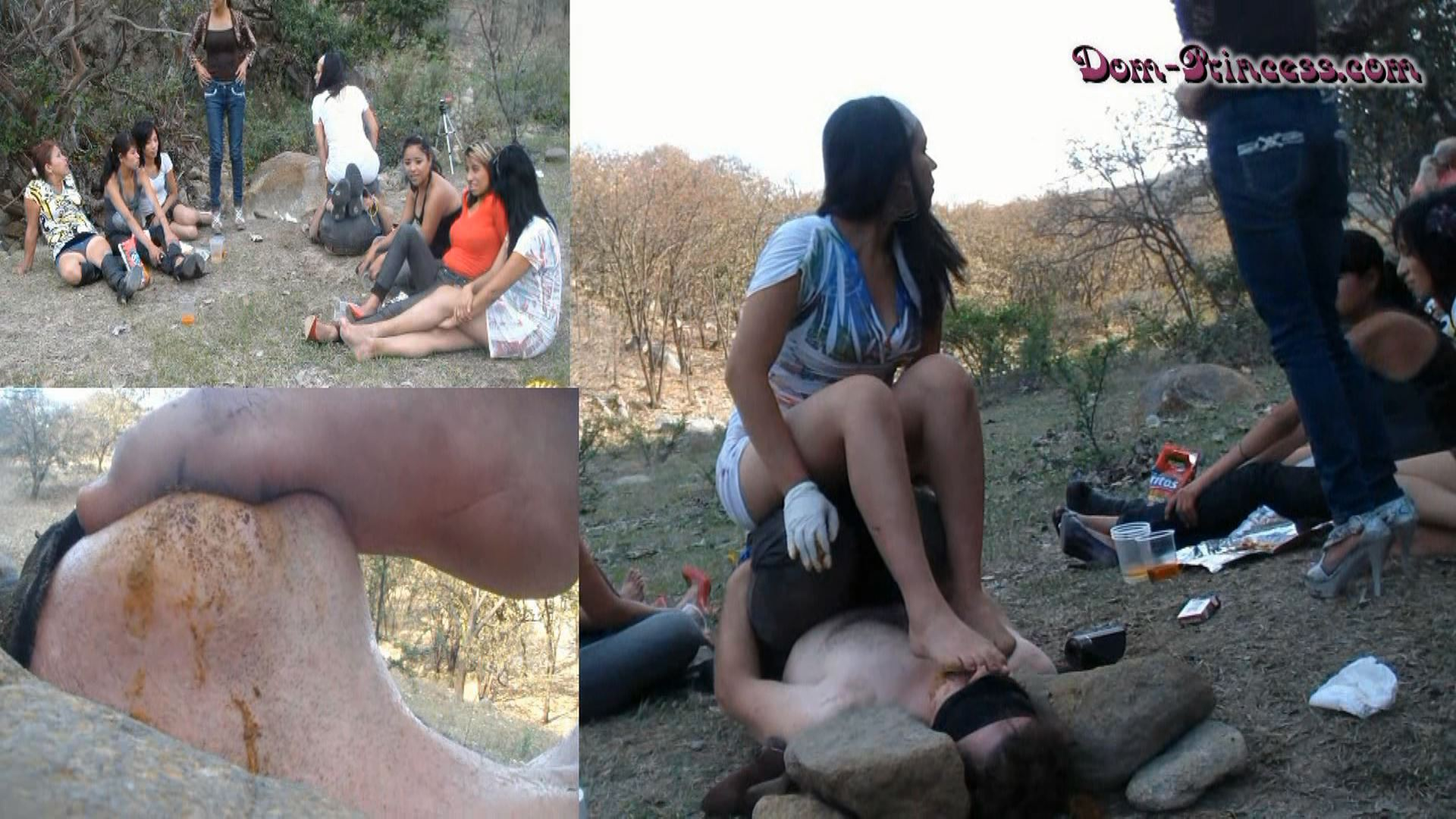 [SCAT-PRINCESS] Functional Toilet in the Woods Part 3 Adison [FULL HD][1080p][WMV]