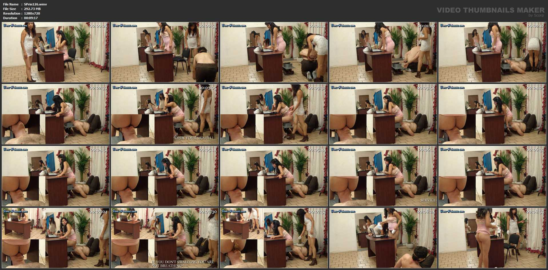 [SCAT-PRINCESS] Another Day in the Office Part 15 Adison [HD][720p][WMV]
