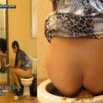 [SCAT-PRINCESS] Human Toilet Bowl locked Part 4 Adison [FULL HD][1080p][WMV]