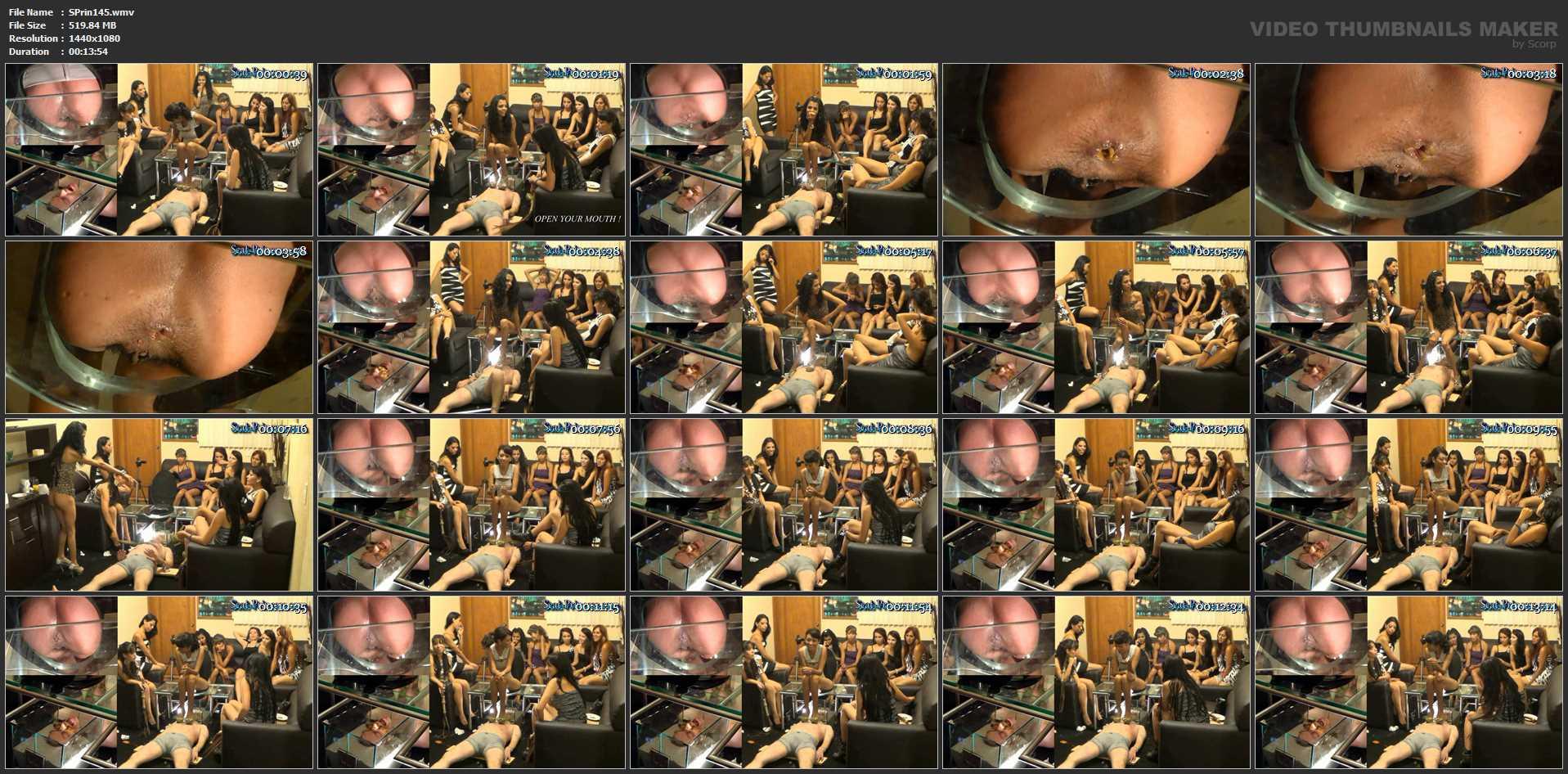 [SCAT-PRINCESS] Solid Rock Combination Please stop Aaah Heeelp Part 03 Britany [FULL HD][1080p][WMV]