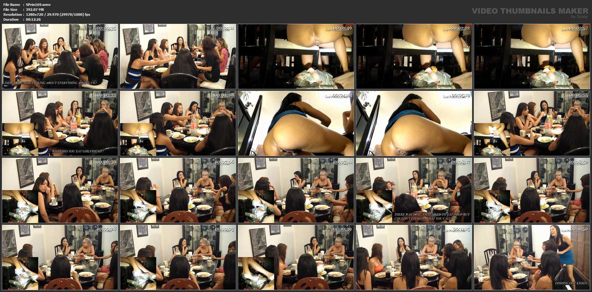 [SCAT-PRINCESS] Slave Test FAILED Part 1 Denise [HD][720p][WMV]