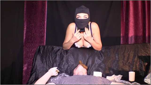 [SCAT FEMDOM MEDLEY] Shit from the goddess. Mistress Diana [LQ][360p][MP4]