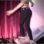 [SCAT FEMDOM MEDLEY] Shit from the goddess. Diana punishes his slave [LQ][360p][MP4]