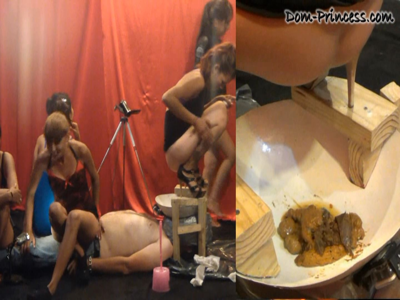 [SCAT-PRINCESS] Dark Toilet Ideas The next Level Part 03 Christine [FULL HD][1080p][WMV]