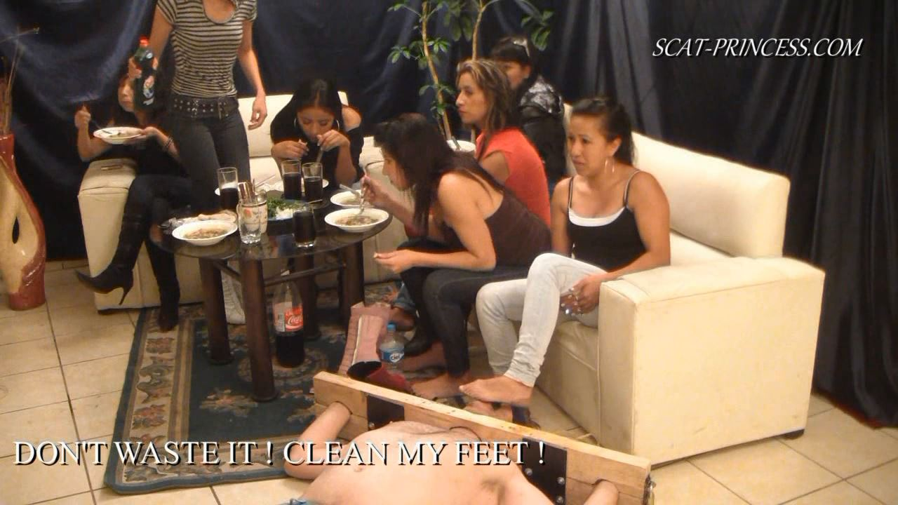 [SCAT-PRINCESS] Now be a good Toilet Slave Part 1 SC M [HD][720p][WMV]