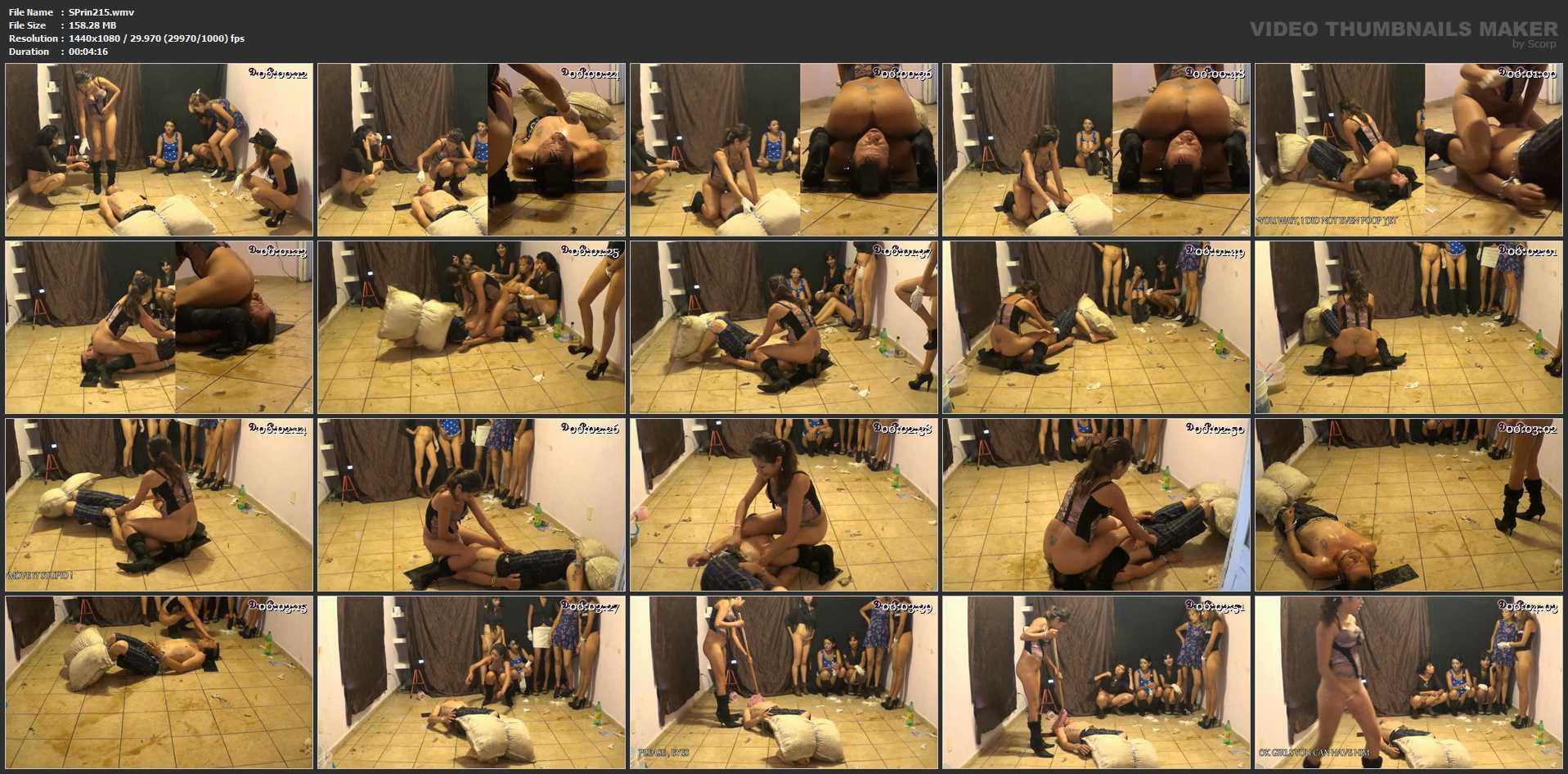 [SCAT-PRINCESS] Horse Back Riding Princess Style Part 4 Andrea [FULL HD][1080p][WMV]