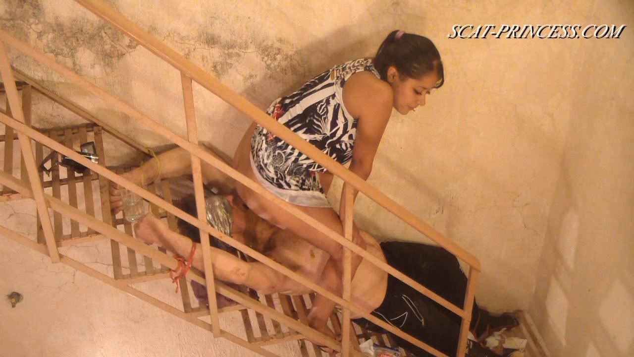 [SCAT-PRINCESS] Chrystal invites Toilet Slave OS [HD][720p][WMV]