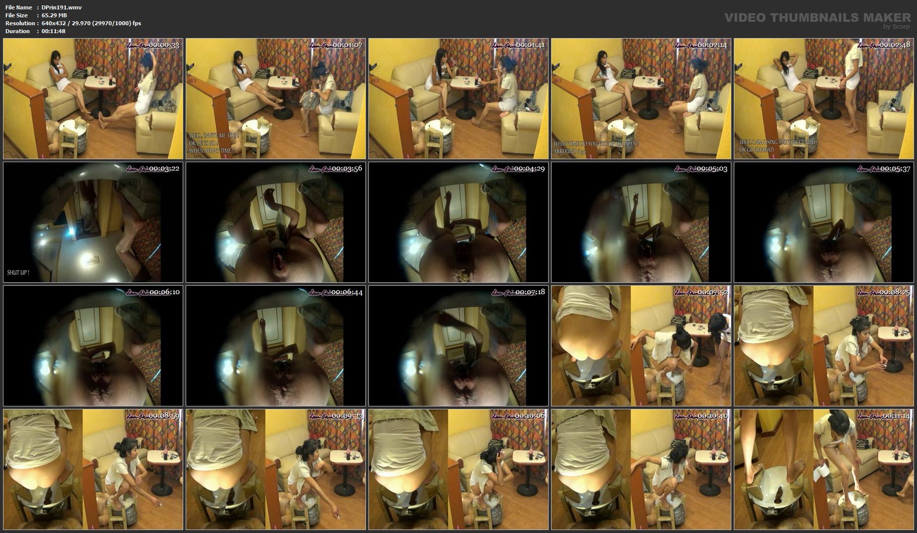 [DOM-PRINCESS] Dark Toilet Ideas The next Level Part 10 Samantha [SD][432p][WMV]