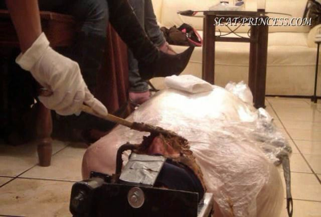 [DOM-PRINCESS] The Feeding and Filling of a Toilet Slave Part 8 Sofia [SD][432p][WMV]