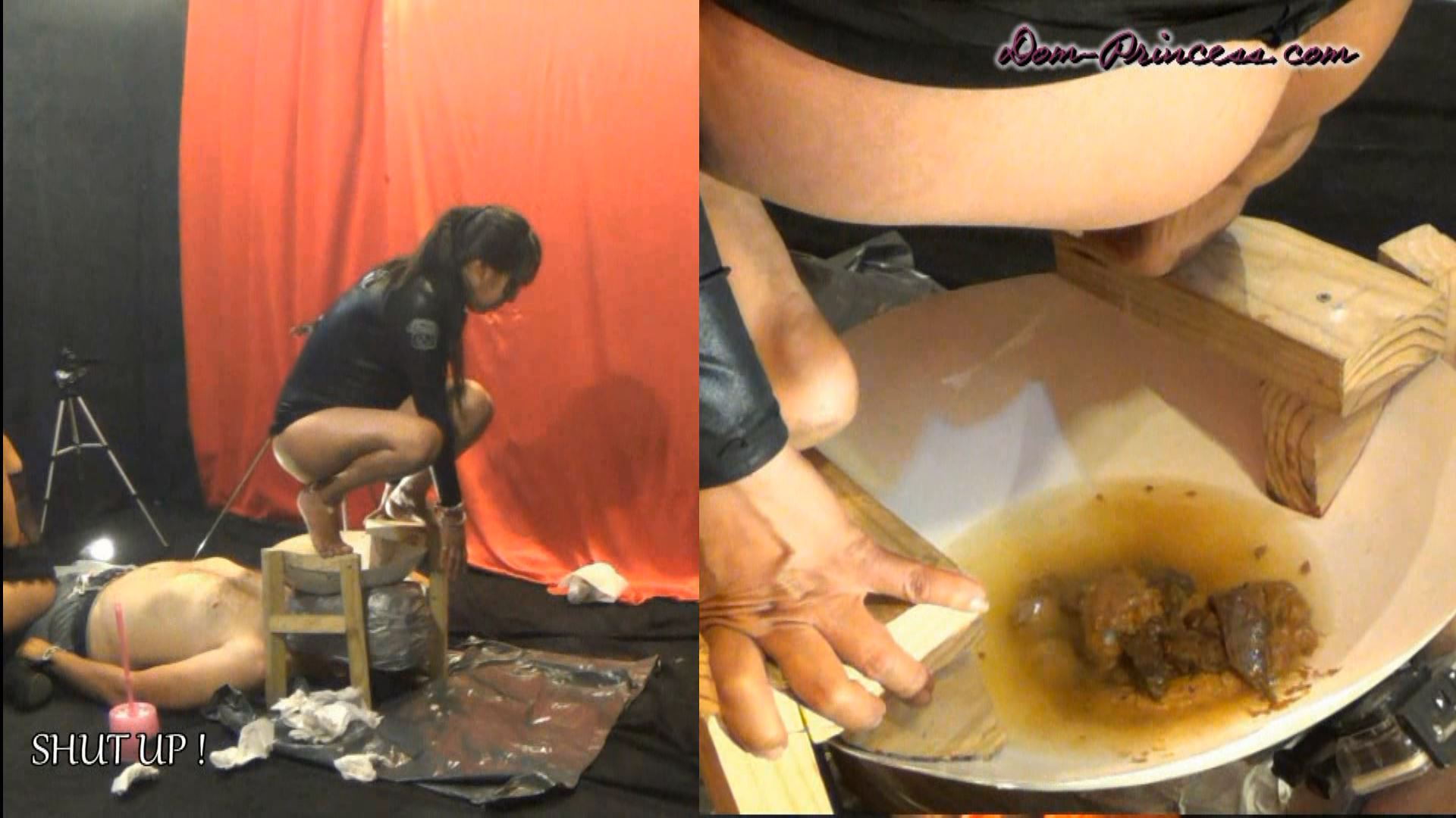 [SCAT-PRINCESS] Dark Toilet Ideas The next Level Part 04 Naomi [FULL HD][1080p][WMV]