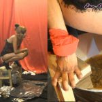 [SCAT-PRINCESS] Dark Toilet Ideas The next Level Part 08 Inka Carmen [FULL HD][1080p][WMV]
