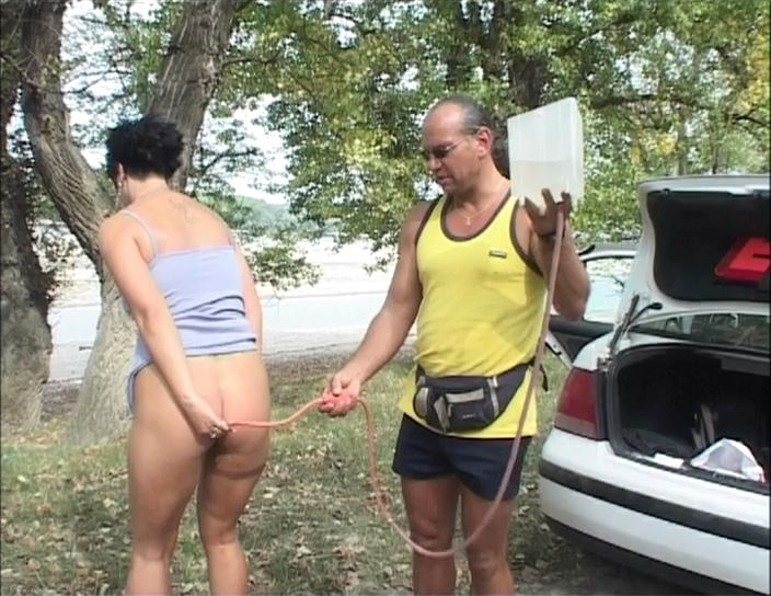 [ENEMA / SG-VIDEO] Street And Panty Klistier No.27 - Scene 4 [SD][544p][MP4]