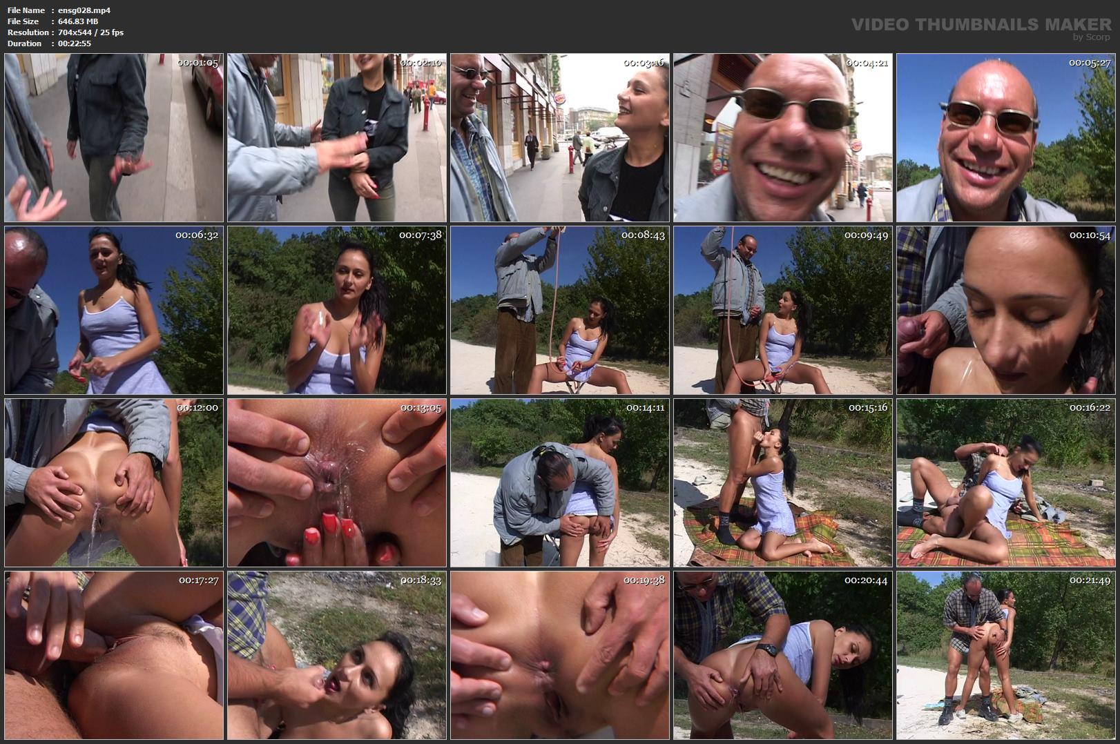 [ENEMA / SG-VIDEO] Street And Panty Klistier No.24 - Scene 2 [SD][544p][MP4]
