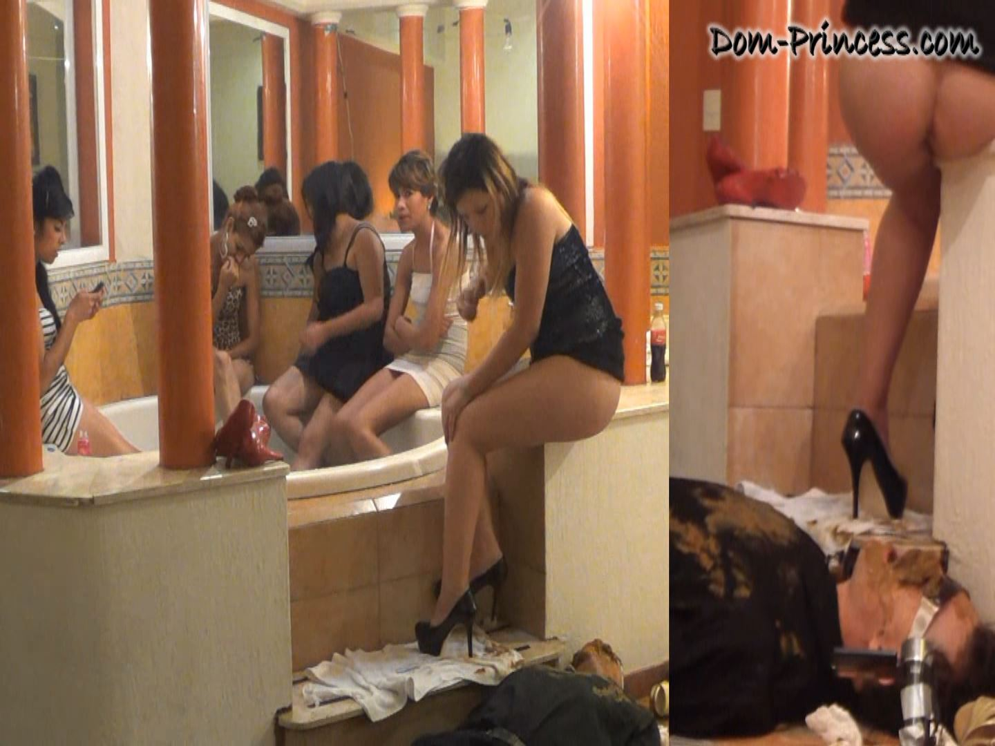 [DOM-PRINCESS] The Jacuzzi Toilet Man Part 7 Merica [FULL HD][1080p][WMV]
